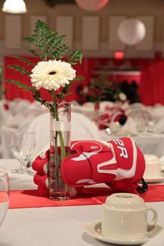 Hockey Day In Canada banquet. Feb 2011