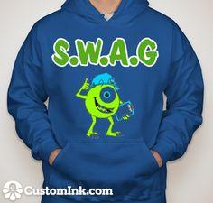 swag designed online at http://www.customink.com