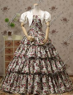Southern Belle Gown