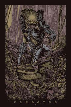 Predator by Ken Taylor