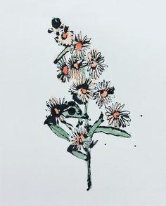 Botanical 3 by Courtney Cerruti on Artfully Walls