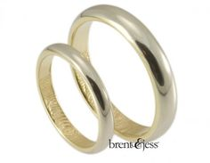 {Partner Love} Brent & Jess Have their Fingers on the Pulse of Wedding Ring Customization