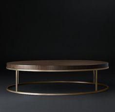 Nicholas Round Coffee Table