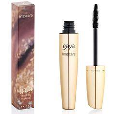 Vegan Mascara for Lengthening Defined Lashes - Long Lasting Length & Separation Natural Eyelashes Gaya Cosmetics http://www.amazon.co.uk/dp/B00ATSOF3Q/ref=cm_sw_r_pi_dp_Vtf-wb12QMS98
