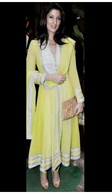 1000 images about bollywood readymade replica suits on for Interior designs by twinkle khanna