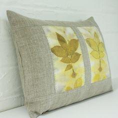 Image of rose sampler pillow