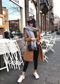 Classic camel coat with trendy casual outfit. Classic camel coat with trendy casual outfit. Classic camel coat with trendy casual outfit. The post Classic camel coat with trendy casual outfit. appeared first on New Ideas. Fashion Mode, Look Fashion, Womens Fashion, Feminine Fashion, Trendy Fashion, Latest Fashion, Simply Fashion, Street Fashion, Fashion Ideas