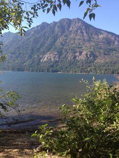 Lake Wenatchee, Washington