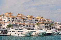 Marbella, Puerto Banus