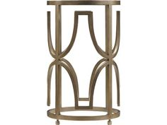 Stanley Furniture Avalon Heights 17 Round Martini End Table