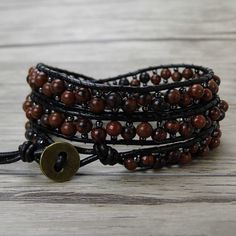 Hey, I found this really awesome Etsy listing at https://www.etsy.com/listing/488969688/boho-bracelet-waps-beads-bracelet