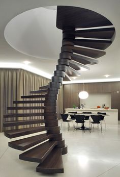 It's a scary type of staircase but it's still amazing!