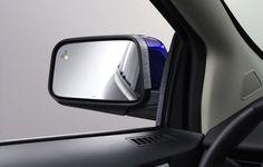Ford Edge - Monitoramento de ponto cego(blis) com alerta de tráfego cruzado