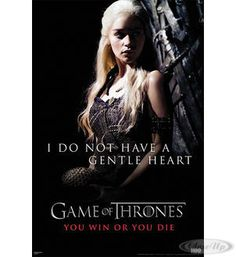 Game of Thrones Poster Hier bei www.closeup.de