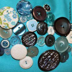 ZIRIPITI: Clutche Azul Turquesa