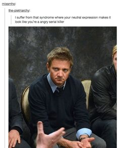 MRW people ask me why I look so Pissed off - Imgur