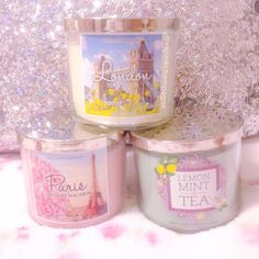 Bath and body works scents diy 51 ideas Bath N Body Works, Bath And Body, Cute Candles, Fancy Candles, Yankee Candle Scents, Homemade Bubbles, Candels, Candle Shop, Perfume Oils