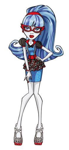 The Monster High Dolls Arte Monster High, Monster High Wiki, Monster High Ghoulia, Festa Monster High, Monster High Characters, Love Monster, Monster Art, Monster High Dolls, Ghoul School