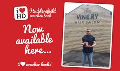 Get your I Love HD Voucher Book packed with over £6000 worth of savings for just £20 at The Vinery!