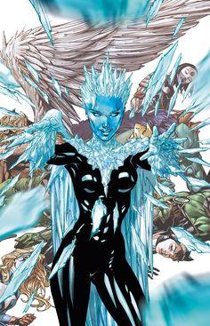 Killer Frost   #comics #dc