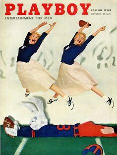 """Hugh Hefner's """"Playboy""""_1956 list"""
