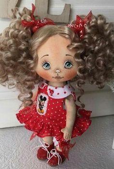 Doll Head, Doll Face, Reborn Dolls, Baby Dolls, Doll Patterns, Sewing Patterns, Sewing Dolls, Soft Dolls, Cute Dolls