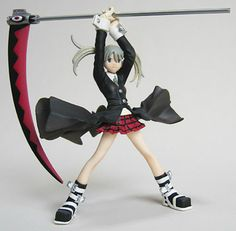 Maka Albarn (Soul Eater) Figure – Just pinning this for the day I have nothing better to do with $265. Ha!
