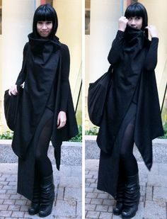 add headscarf and non see through leggings for a nice outfit!