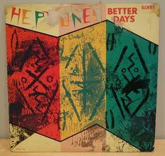 Heptones - Better Days LP Rohit Records 1978 - You can tell this album was recorded at different times.  It really lacks any flow what so ever.  While it has some decent tunes, especially the title track; it starts off with a really strange version of Elvis' Suspicious Minds.  Not my favorite Heptones' release.  2 1/2 stars on this one.