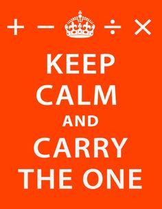 We love math!