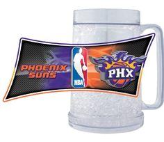 Phoenix Suns Freezer Mug