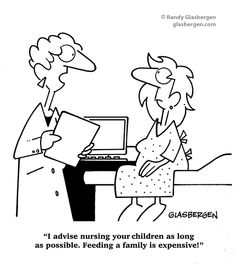 Nurse Cartoons, Cartoons About Nurses & Nursing | Randy Glasbergen - Today's Cartoon