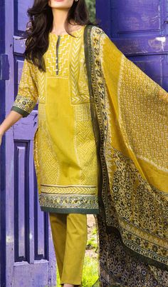 Buy Olive Green Embroidered Poly Viscose Salwar Kameez by Khaadi 2015 Call: (702) 751-3523 Email: Info@PakRobe.com www.pakrobe.com #WINTER #SALWAR #KAMEEZ https://www.pakrobe.com/Women/Clothing/Buy-Winter-Salwar-Kameez-Online