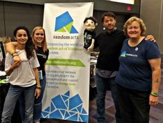 We're On Our Way to #JaxCon! We're starting off 2016 with a bang! On January 16th and 17th, Random Acts staffers Sara and Jessica will be in attendance in the vendors room of Creation Entertainment's Official Supernatural Convention in Jacksonville, Florida (#JaxCon)… and we'd love to see you there! http://www.randomacts.org/news/were-on-our-way-to-jaxcon/