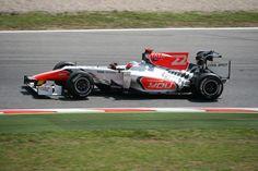 P26: Narain Karthikeyan (IND) - HRT-Cosworth F111 - 0 Points #motorsport #racing #f1 #formel1 #formula1 #formulaone #motor #sport #passion