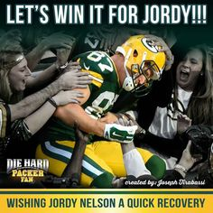 Miss you already: They'll keep going to welcome you back. We love you, Jordy!