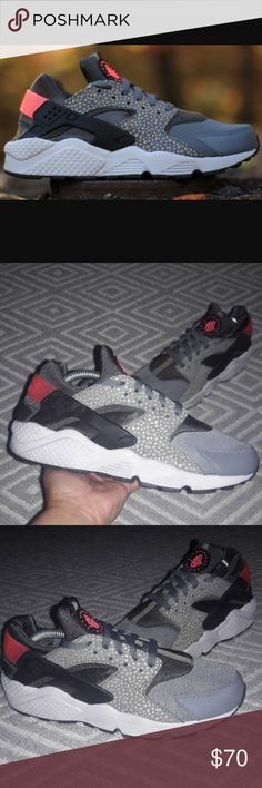 Nike huarache women's size 8 In good condition   Checkout my listings for .ore awesome stuff!!!! Nike Shoes Athletic Shoes