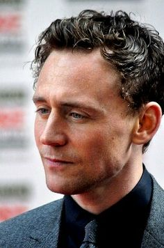 Tom 'oh my god.. I just love his hair! <3