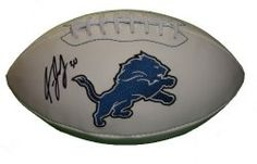 SOLD OUT! Kevin Smith signed Detroit Lions logo full size football w/ proof photo.  Proof photo of Kevin signing will be included with your purchase along with a COA issued from Southwestconnection-Memorabilia, guaranteeing the item to pass authentication services from PSA/DNA or JSA. Free USPS shipping. www.AutographedwithProof.com is your one stop for autographed collectibles from Detroit sports teams. Check back with us often, as we are always obtaining new items.