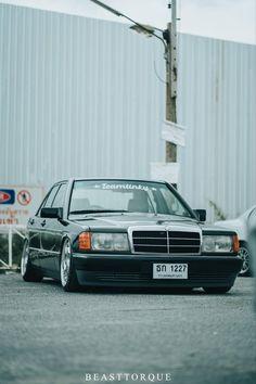 Mercedes Benz 190e, Jdm Wallpaper, Mk 1, Chevy, Thailand, Garage, Golf, Bmw, Cars