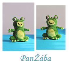 PanŽába, žába kapesní PanŽába, pocket frog