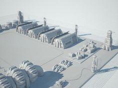 futuristic military base\ - Google zoeken