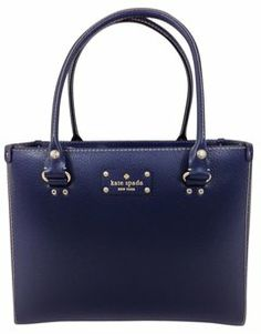 Kate Spade Tote in French Navy Blue