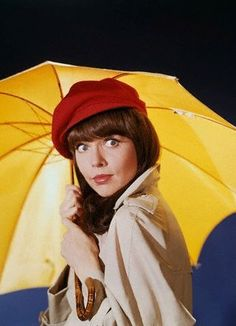 I love the style of Barbara Feldon's character 99 on Get Smart.