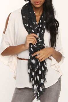 #scarves_fashion ✪ #Fashion #Style