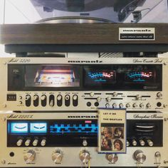 ch offers a selection of fully serviced vintage audio devices. Audio, The Beatles, Spinning, Let It Be, Vintage, Hand Spinning, Vintage Comics, Indoor Cycling
