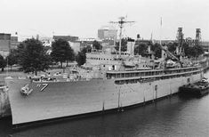 USS Hector AR-7 Navy Repair Ship - Photos 4. A friend of mine served on this ship during Vietnam.