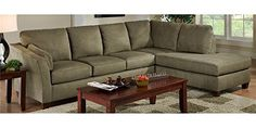 Upholstered Sectional Sofa -- Check out the image by visiting the link.