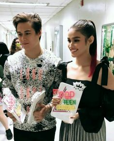 Enrique Gil & Liza Soberano Lisa Soberano, Enrique Gil, Relationship Goals, Christmas Sweaters, Sexy, Fashion, Moda, Fashion Styles, Christmas Jumper Dress
