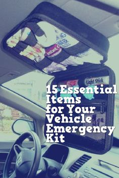 We can't prevent accidents, but we can prepare for them. Careful preparation and foresight is often the difference between surviving an accident or not. Here at StatGear, we take survival preparation very seriously and that is why we suggest an all-in-one car emergency kit with 15 essential items.